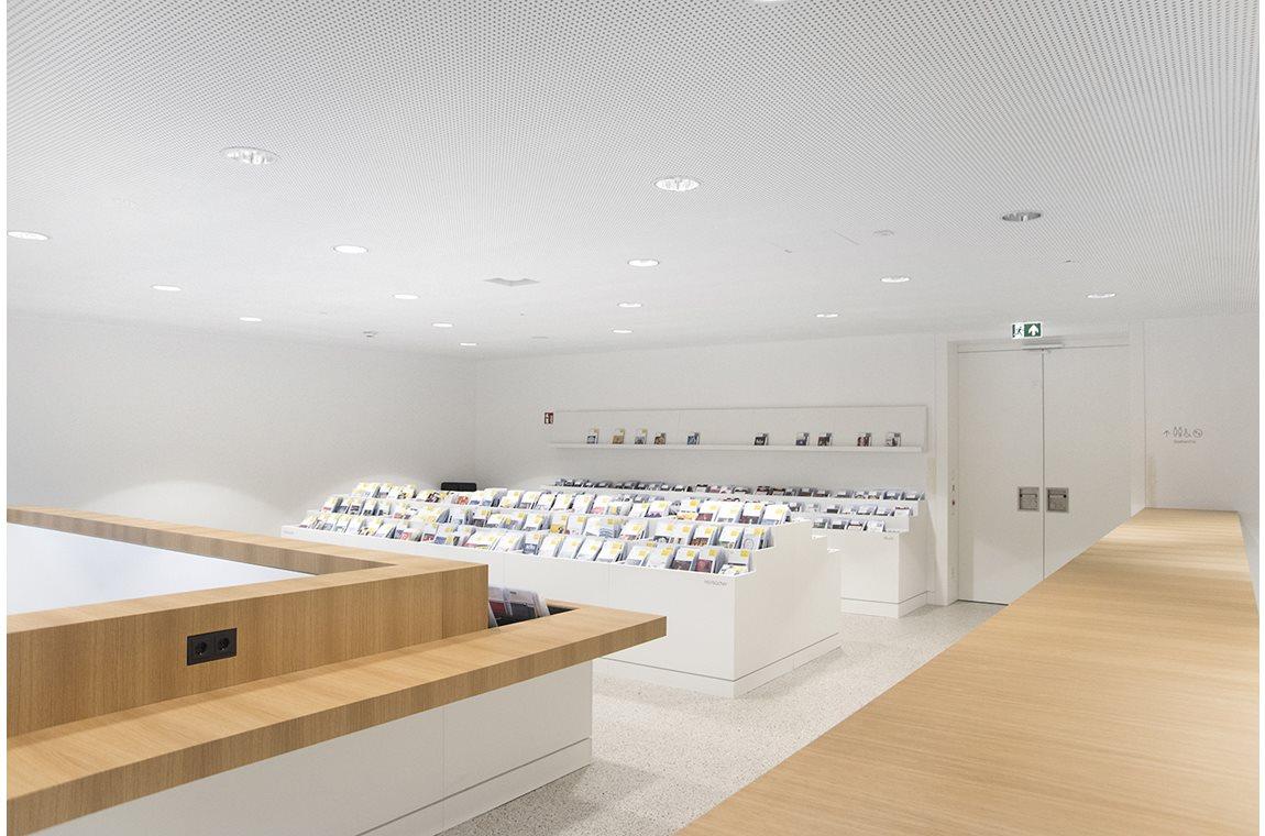 Openbare bibliotheek Heidenheim, Duitsland - Openbare bibliotheek