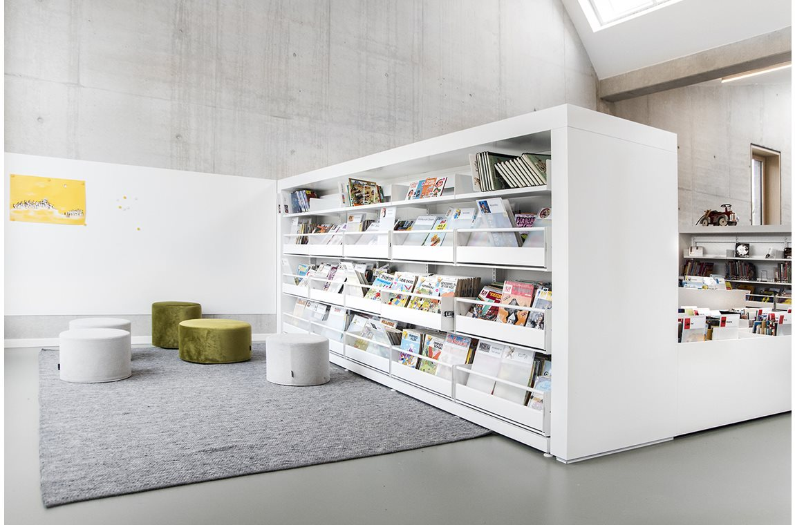Bornem Public Library, Belgium - Public libraries