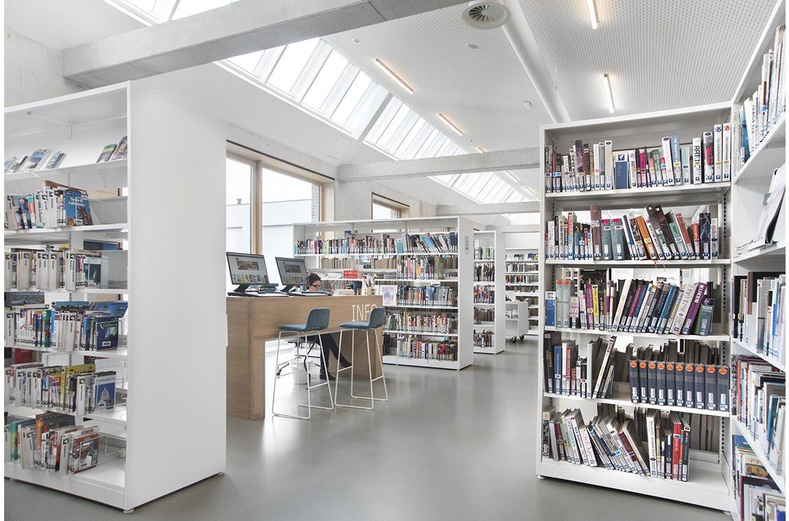 Openbare bibliotheek Bornem, België - Openbare bibliotheek