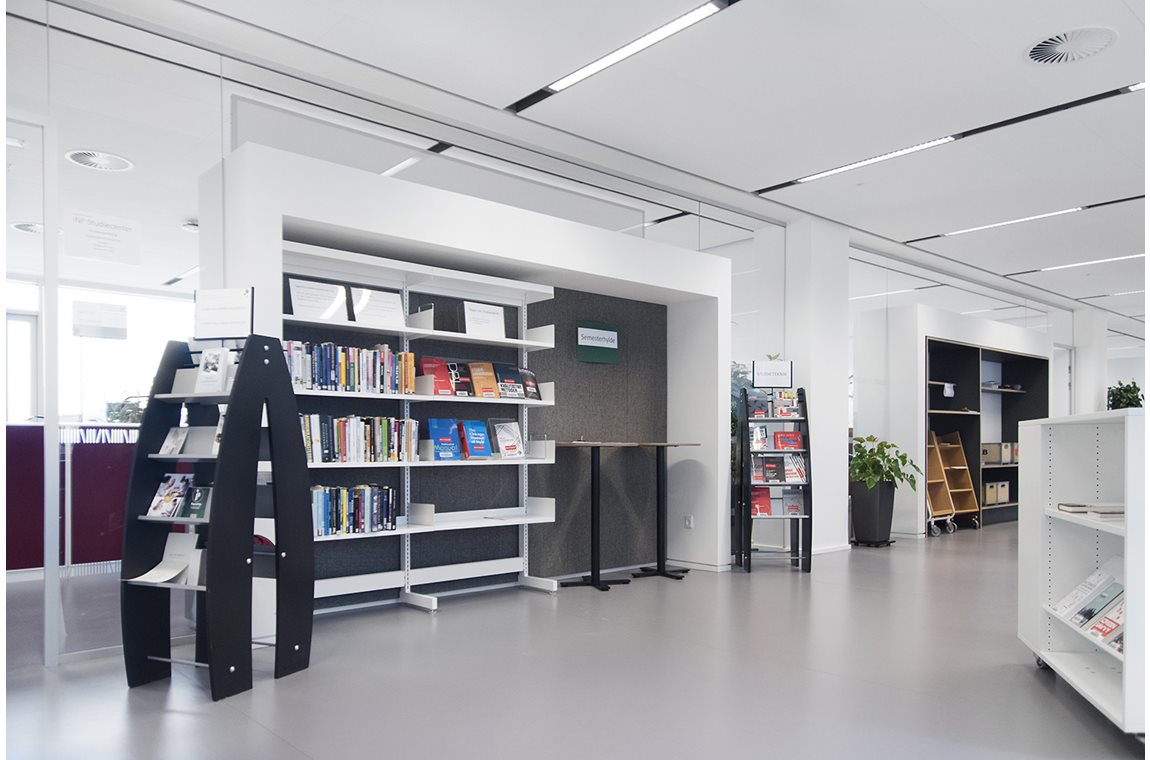 Department of Information Studies, University of Copenhagen, Denmark - Academic libraries
