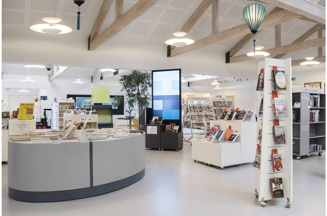 Avedøre bibliotek, Danmark - Offentligt bibliotek