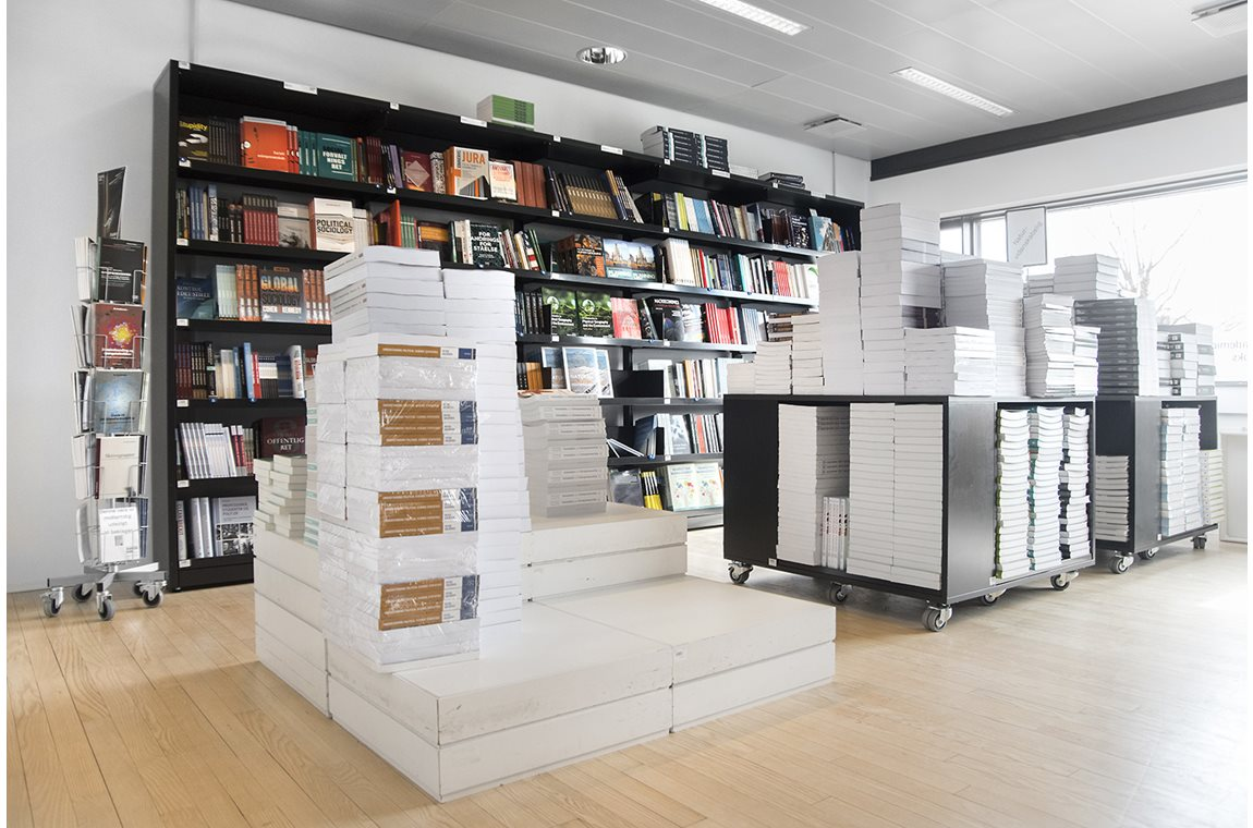 RUC book store, Roskilde, Denmark - Academic libraries