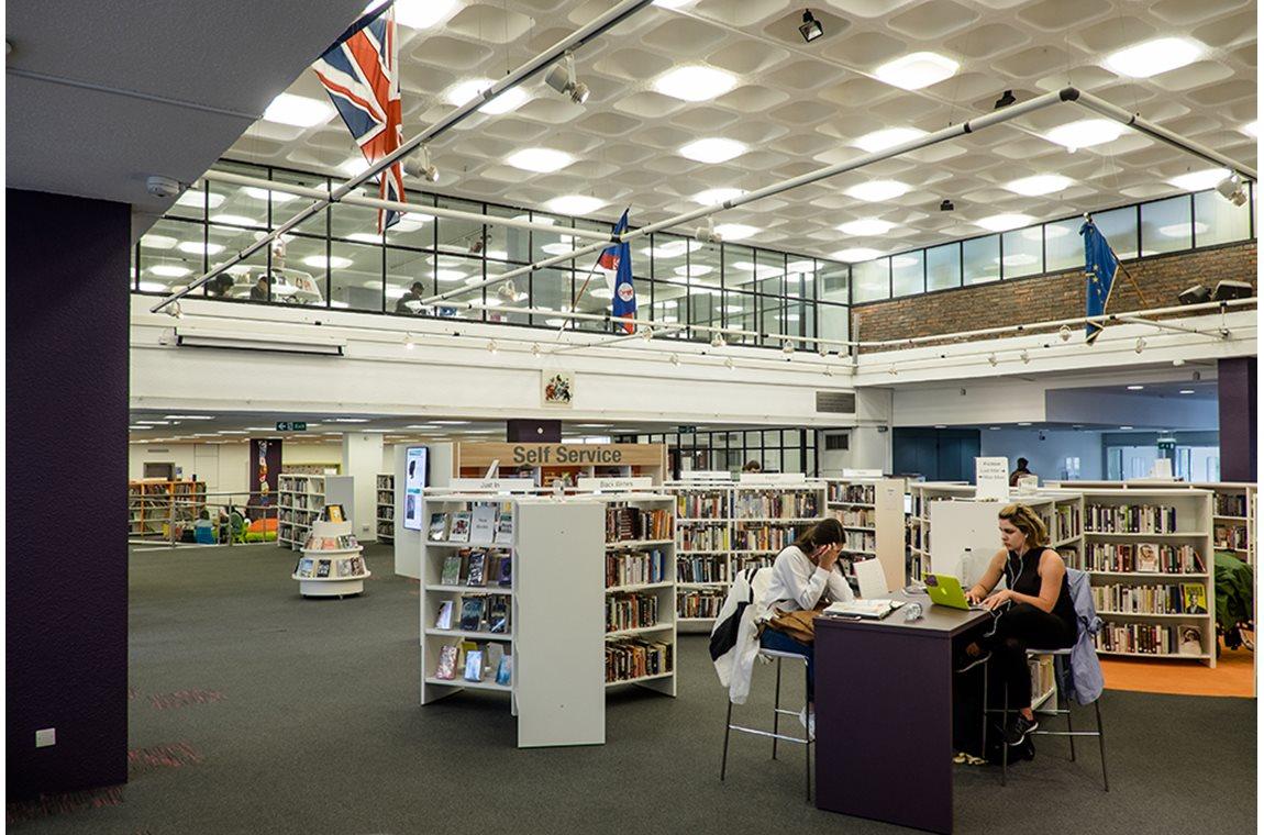 Sutton Public Library, United Kingdom - Public libraries