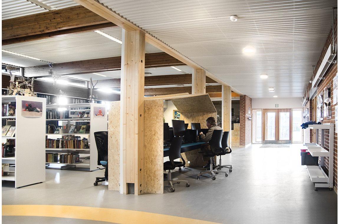 Pilehaveskolen, Vallensbæk, Danemark - CDI