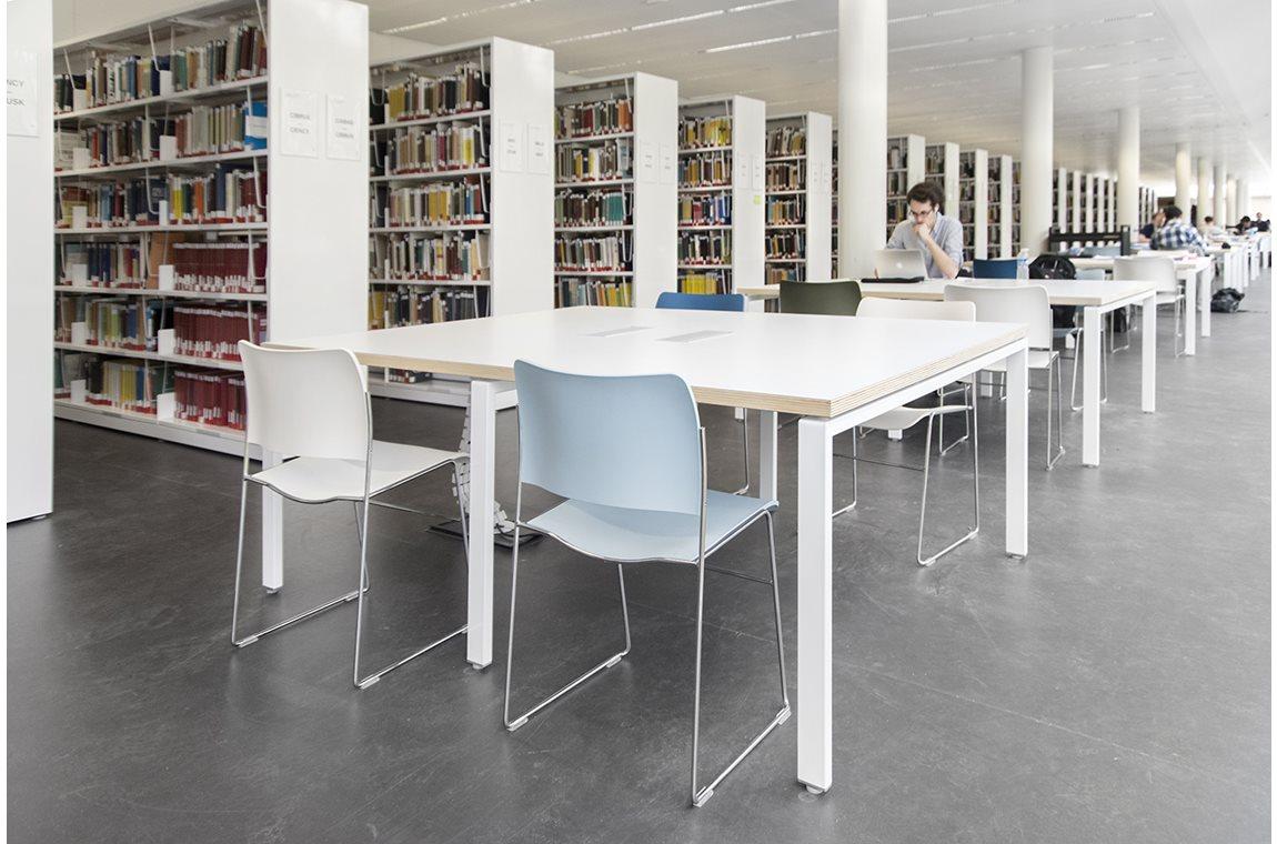 L'Institut de Mathématique, Orsay, France - Bibliothèques universitaires et d'écoles supérieures