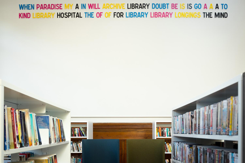 Kevin Street Library Dublin Ireland