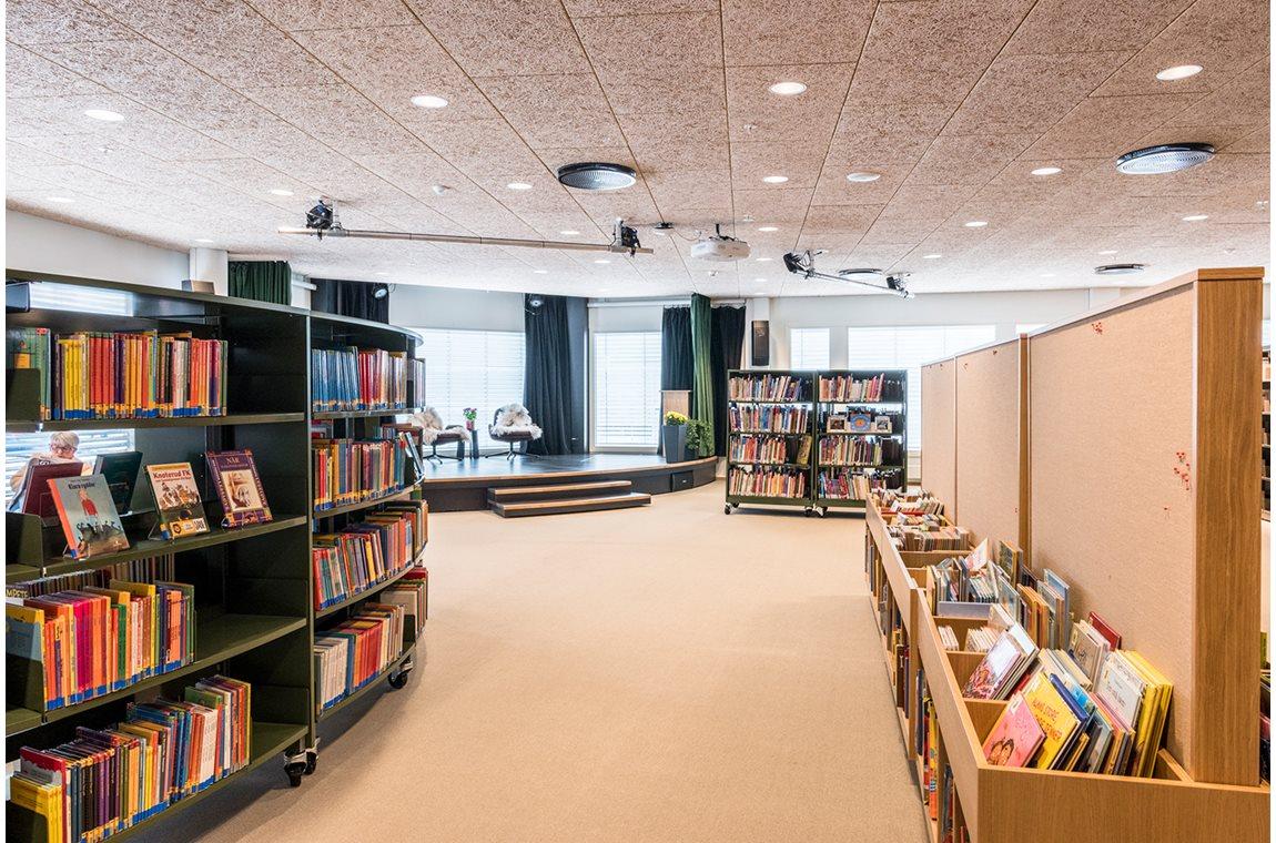 Ringebu bibliotek, Norge - Offentliga bibliotek