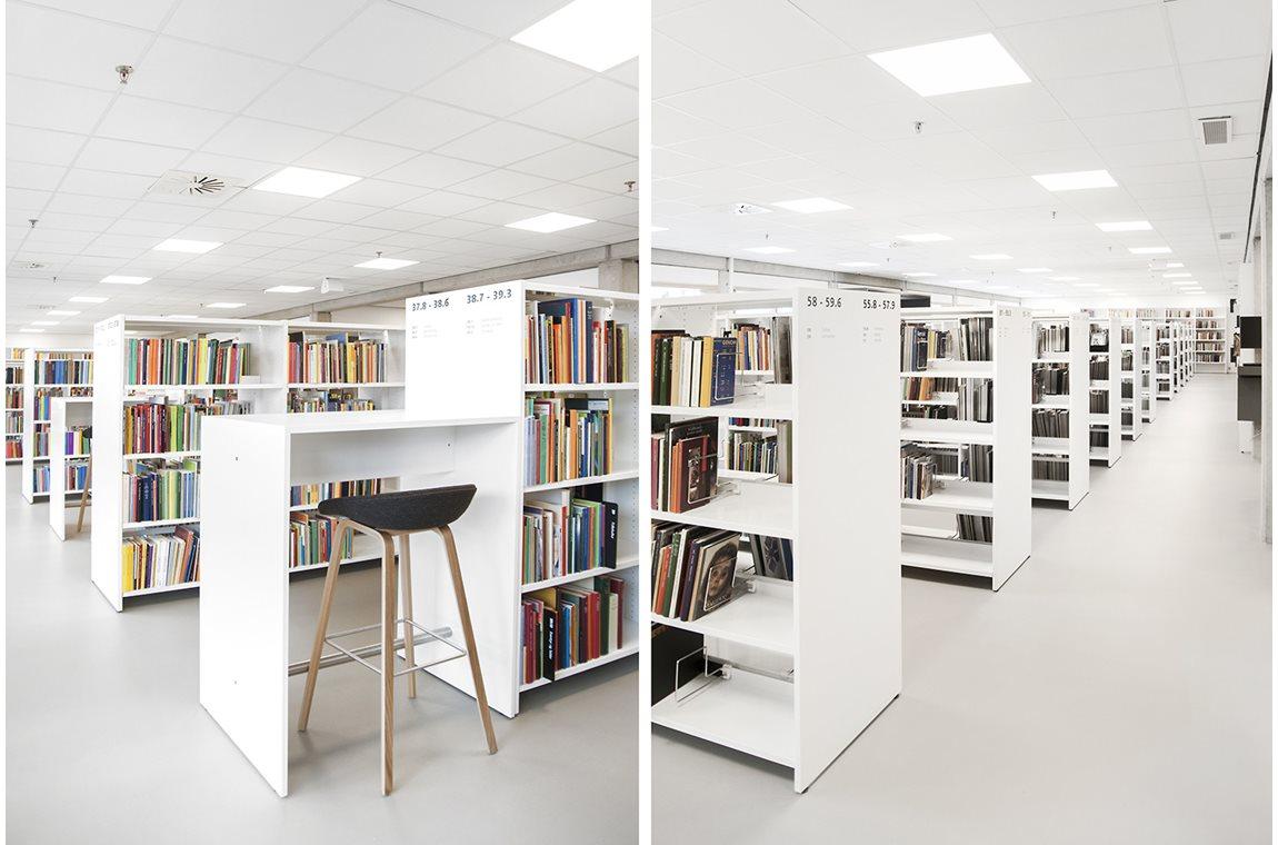 Öffentliche Bibliothek Esbjerg, Dänemark - Öffentliche Bibliothek