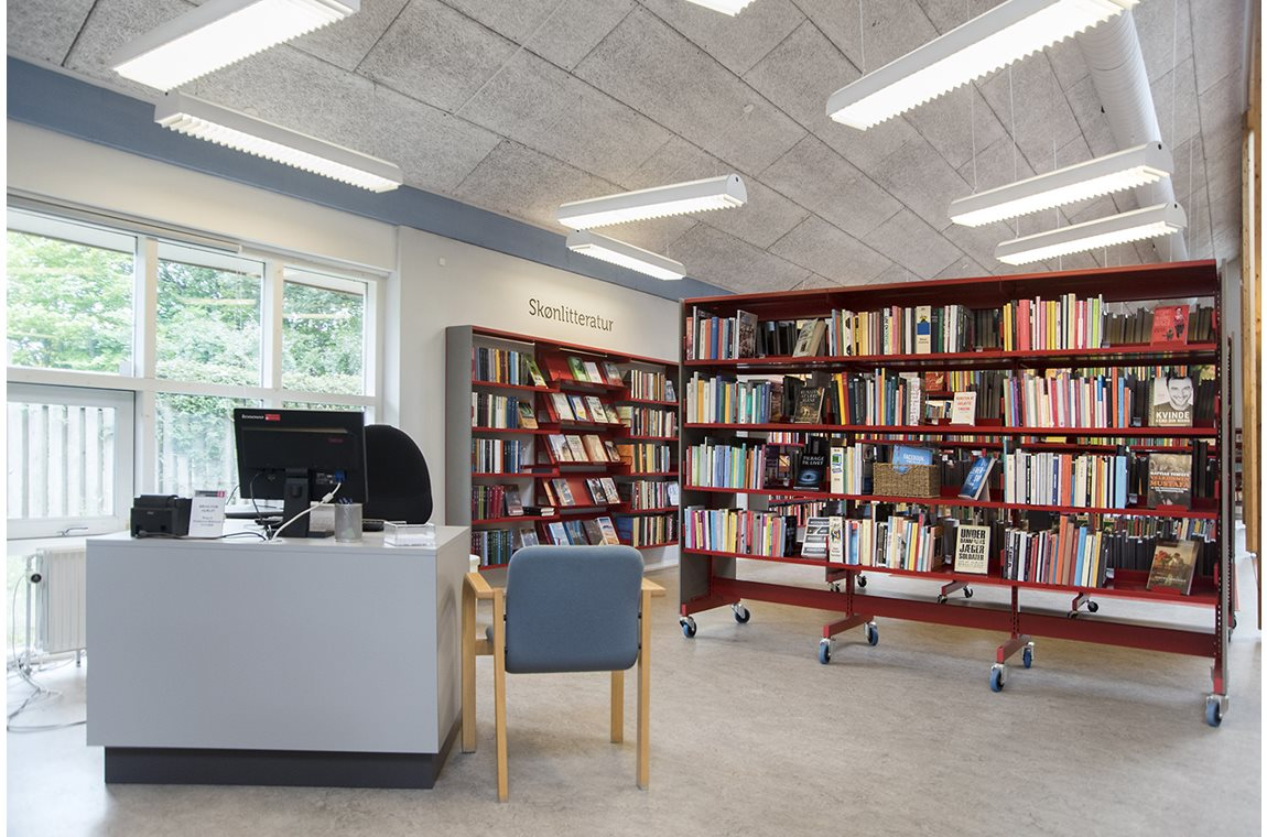 Taulov Public Library, Denmark - Public libraries