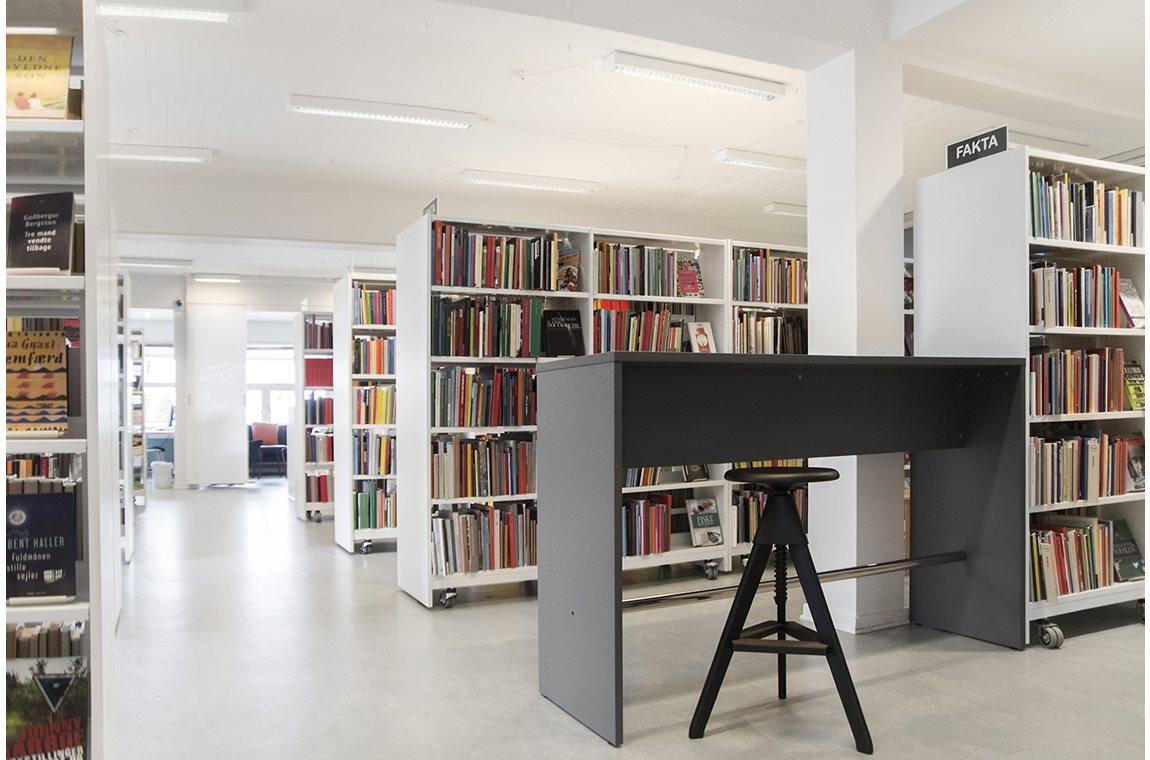 Openbare bibliotheek Rødekro, Denemarken - Openbare bibliotheek