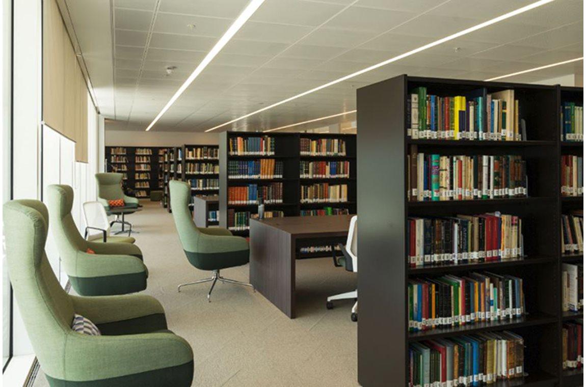 The Aga Khan Library, London, Royame-Uni - Bibliothèques universitaires et d'écoles supérieures