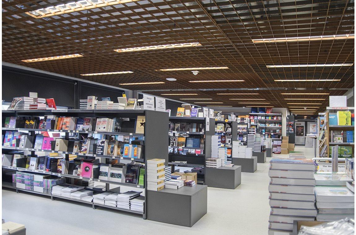 SDU Librairie, Odense, Danemark - Bibliothèques universitaires et d'écoles supérieures