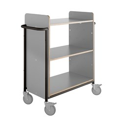 E4607 - Ven Plus Book Trolley