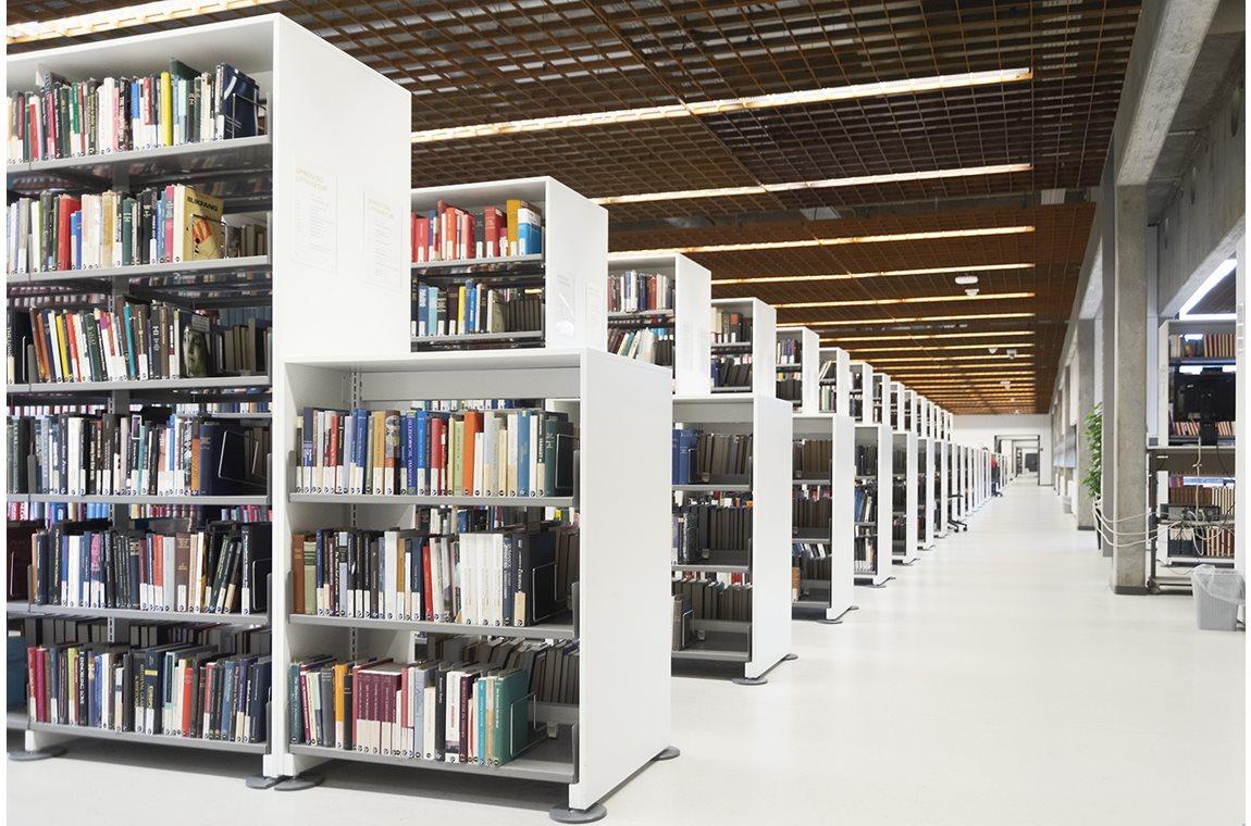 SDU Odense, Danemark - Bibliothèques universitaires et d'écoles supérieures