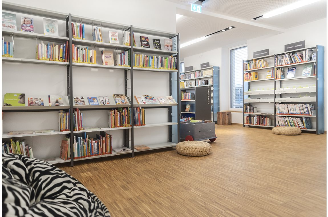 Buchloe Public Library, Germany - Public libraries