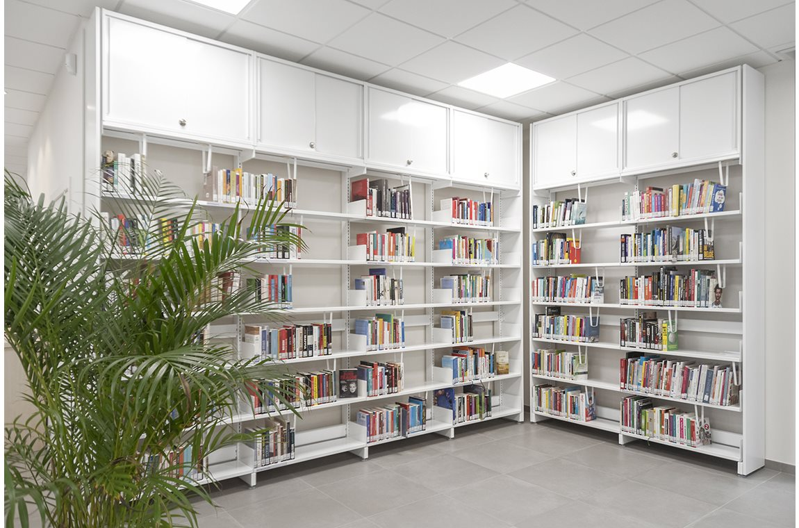 Begijnendijk bibliotek, Belgien - Offentliga bibliotek
