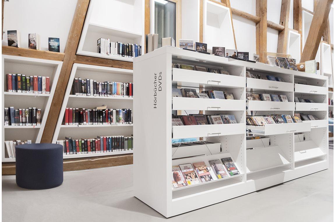 Öffentliche Bibliothek Kressbronn, Deutschland - Öffentliche Bibliothek