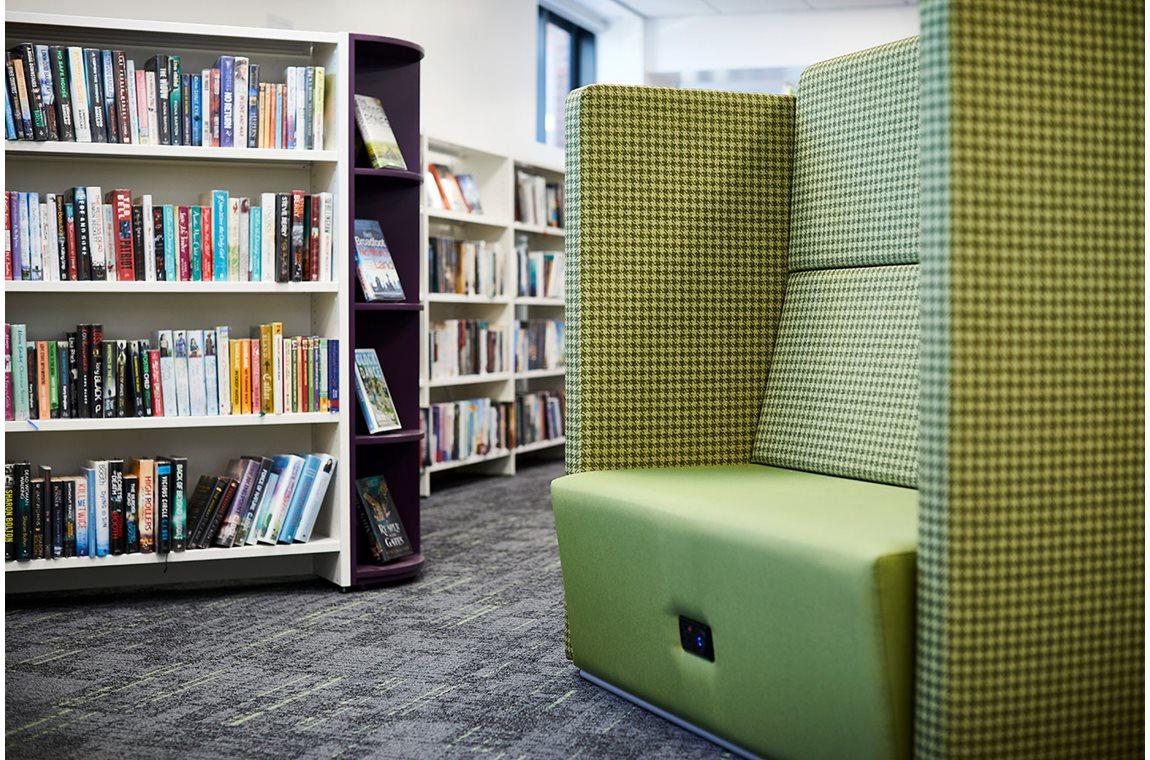 Jarrow bibliotek, Storbritannien - Offentliga bibliotek