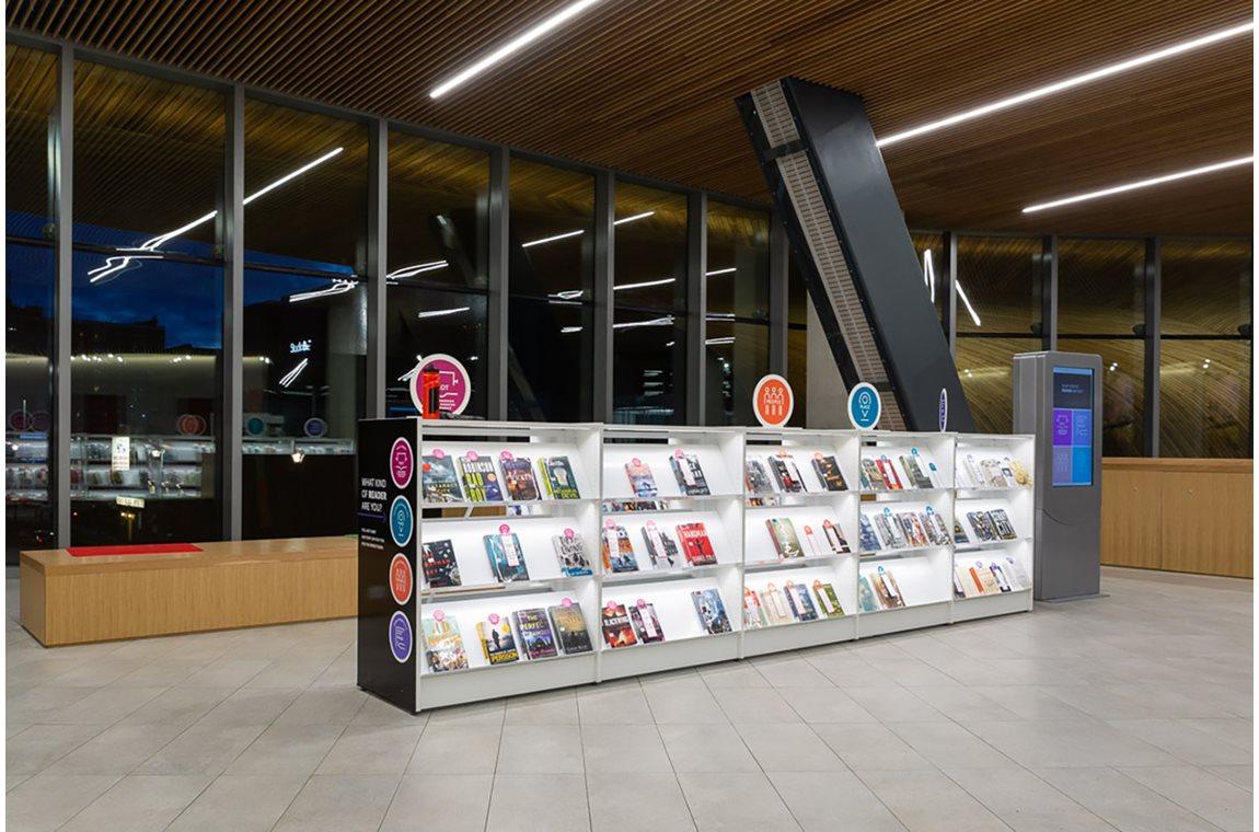 Calgary bibliotek, Kanada - Offentliga bibliotek