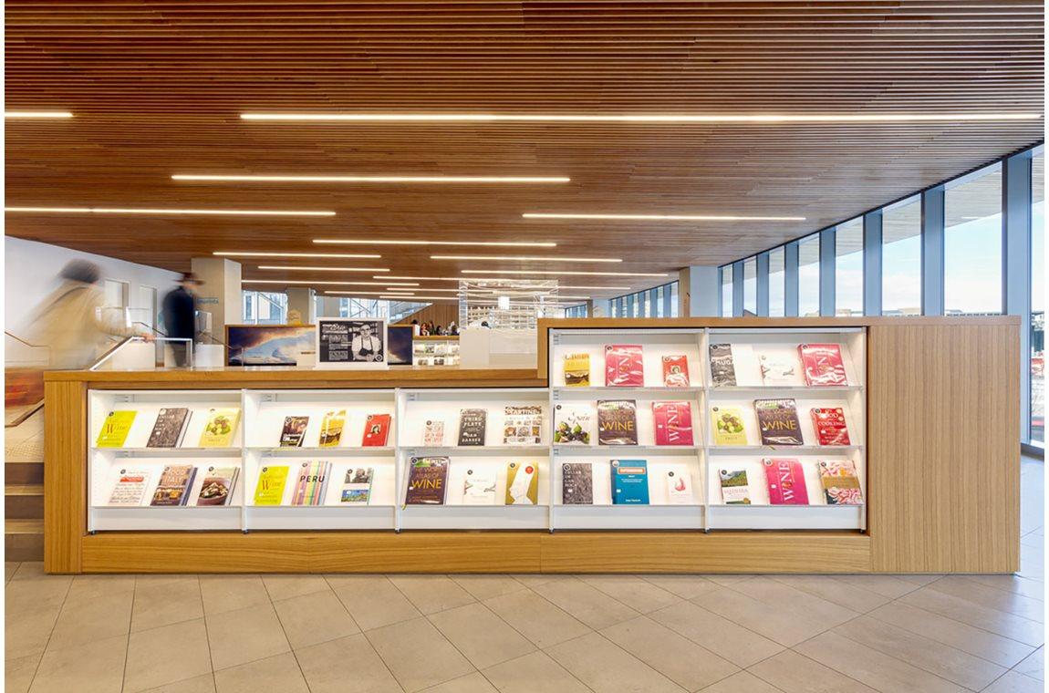 Bibliothèque municipale de Calgary, Canada - Bibliothèque municipale