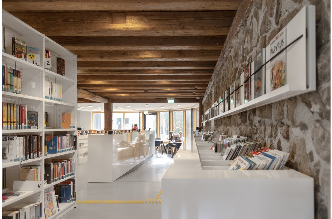 Kirchzarten Public Library, Germany - Public libraries