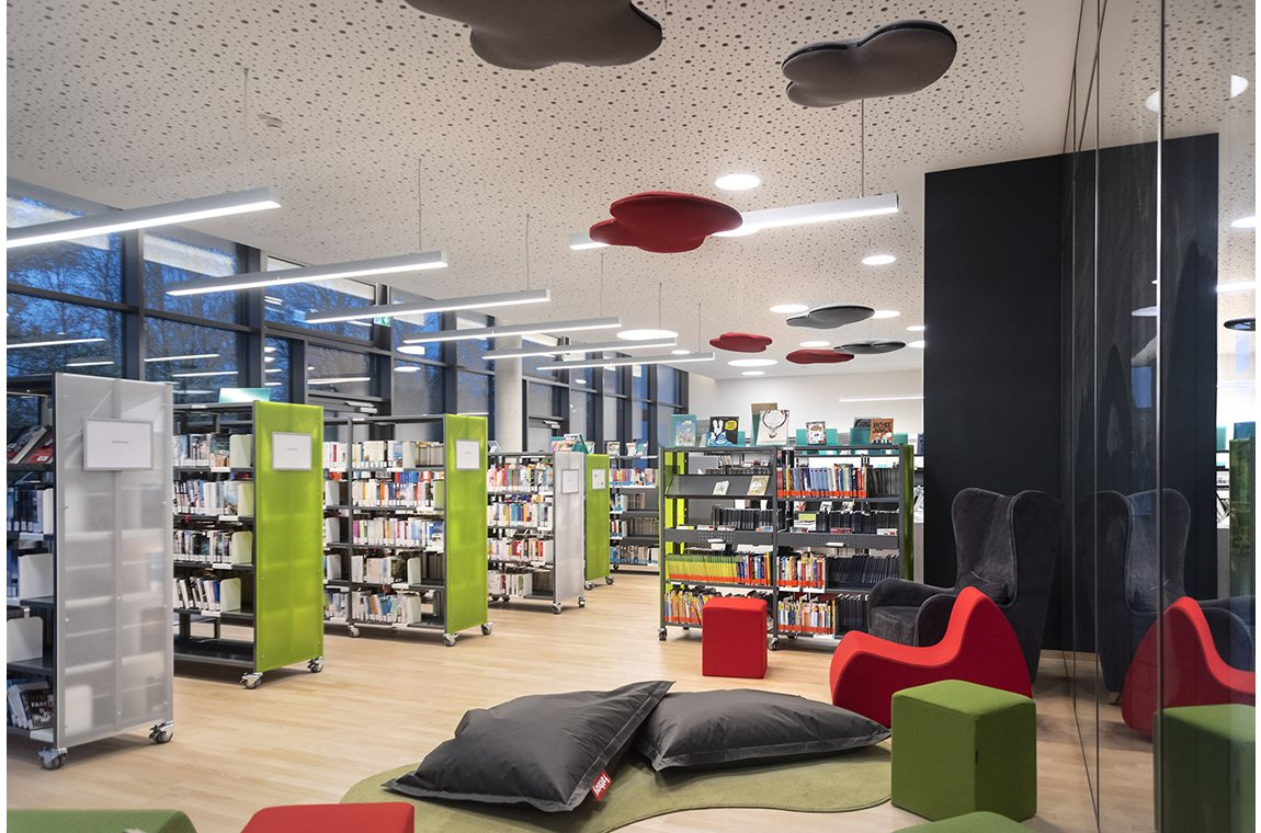 Oberteuringen Public Library, Germany - Public libraries