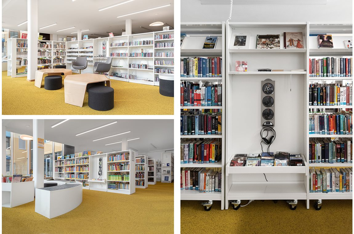 Teningen Public Library, Germany - Public libraries