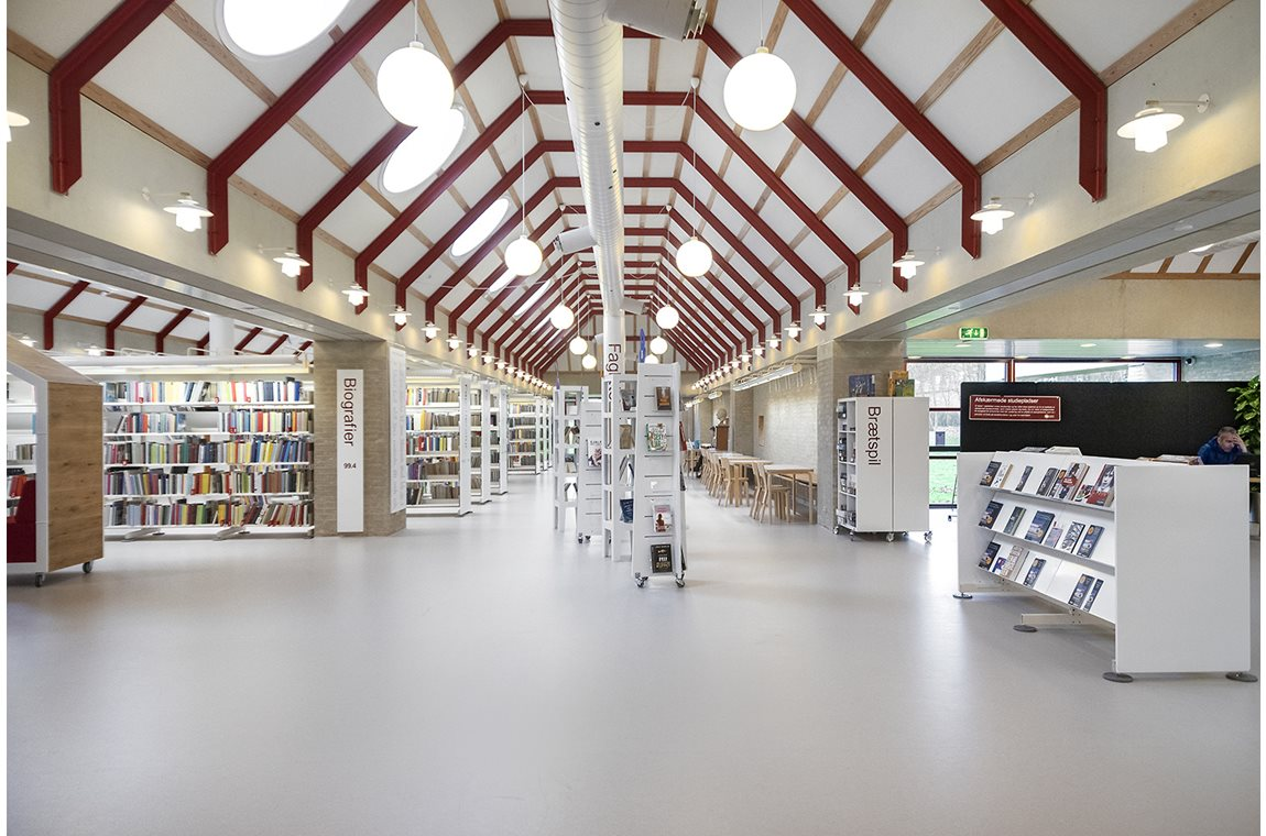 Ringsted Public Library, Denmark - Public libraries