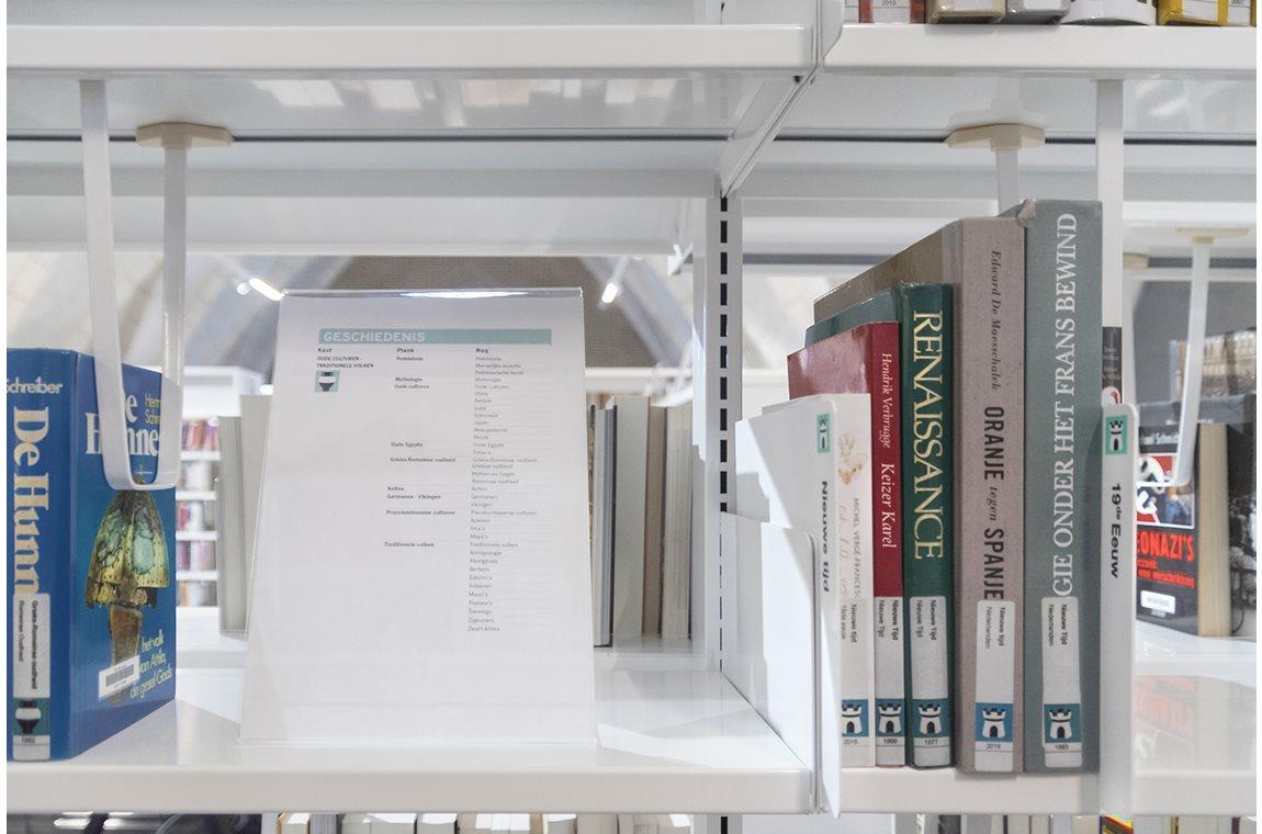 Wielsbeke Public Library, Belgium - Public libraries
