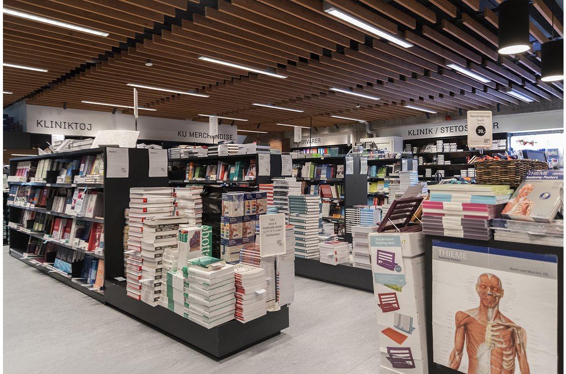 Panum Boghandel, København, Danmark - Akademisk bibliotek