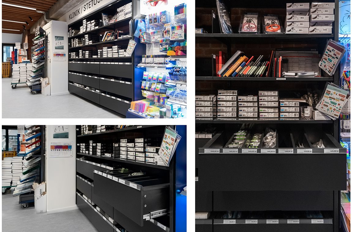 Panum Academic Books, Copenhague, Danemark - Bibliothèques universitaires et d'écoles supérieures