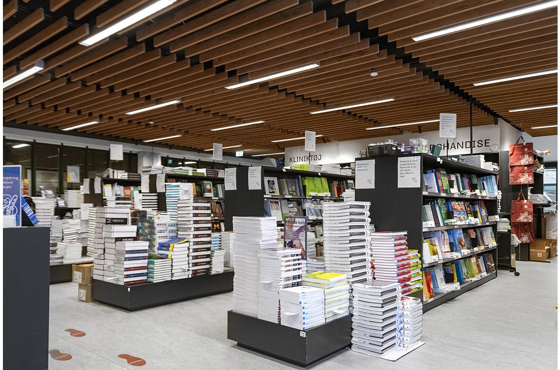 Panum Academic Books, Copenhagen, Denmark - Academic libraries