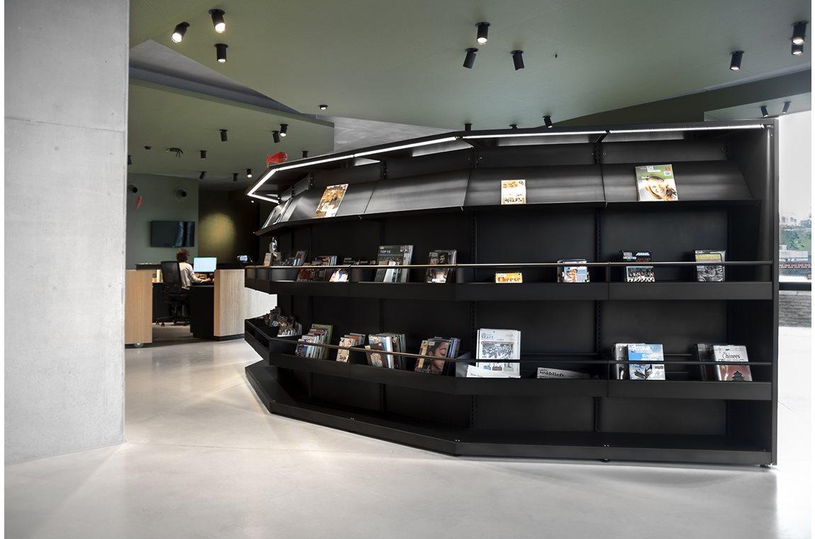 Boom Public Library, Belgium - Public libraries