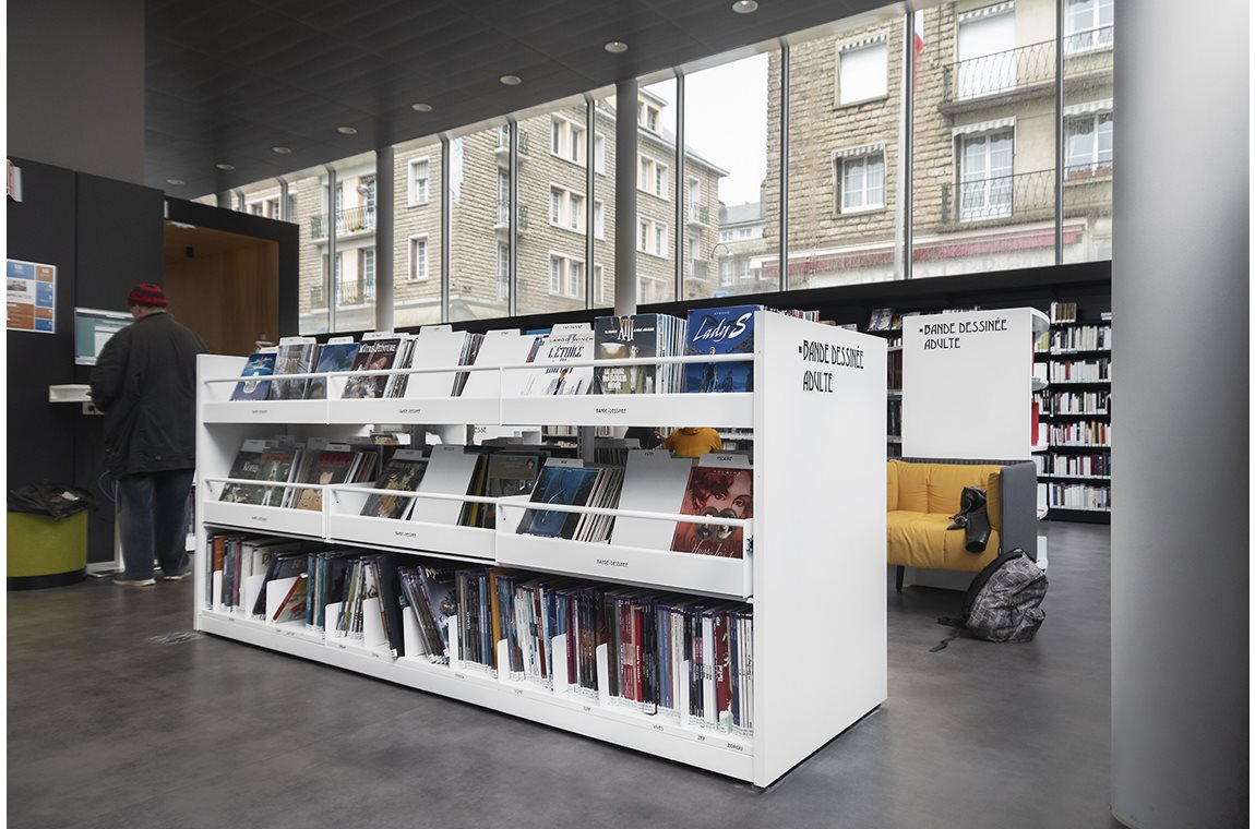 Lisieux Public Library, France - Public libraries