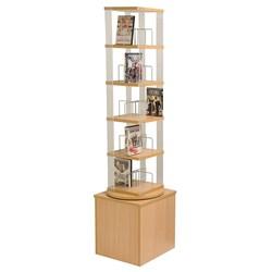 E23461 - Tour pour livres de poche / DVD