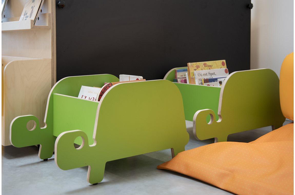 Openbare Bibliotheek Montbonnot, Frankrijk - Openbare bibliotheek