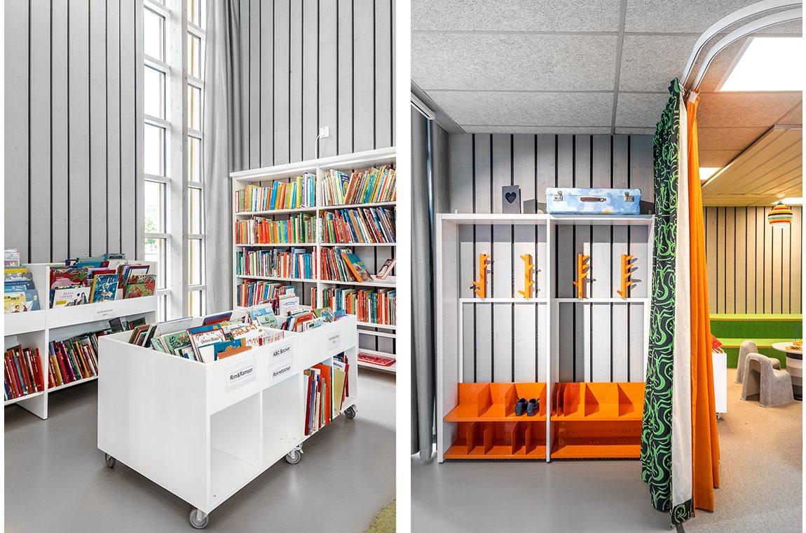 Östhammar Bibliotek, Sverige - Offentligt bibliotek