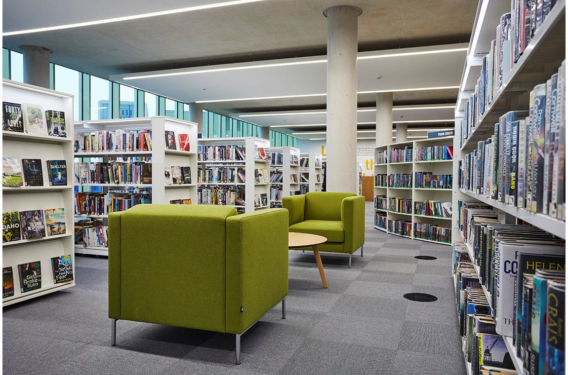 Barnsley Public Library, United Kingdom - Public libraries
