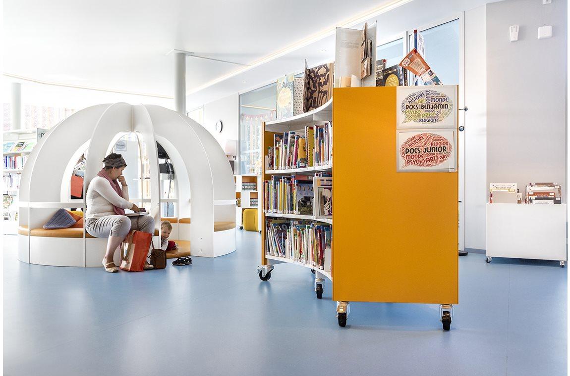 Templeuve-en-Pévèle Public Library, France - Public libraries