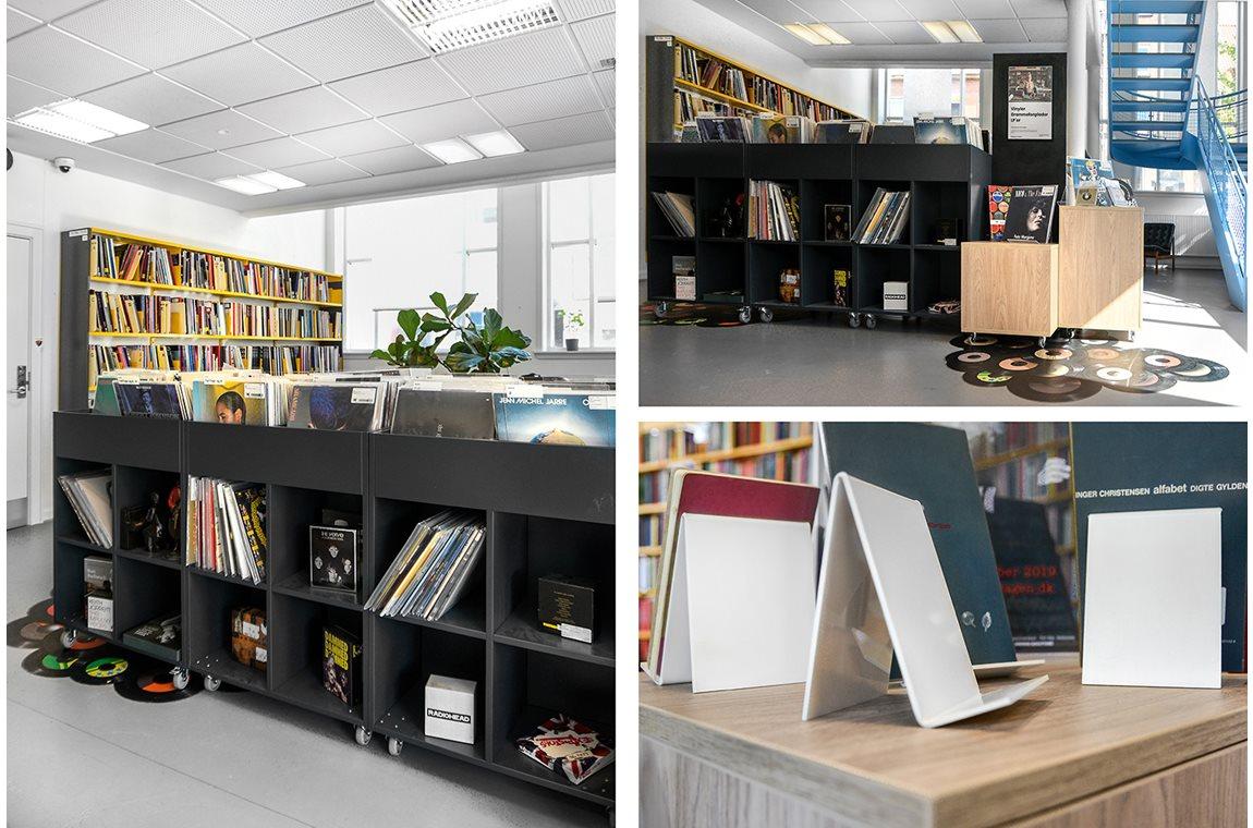 Horsens Public Library, Denmark - Public libraries