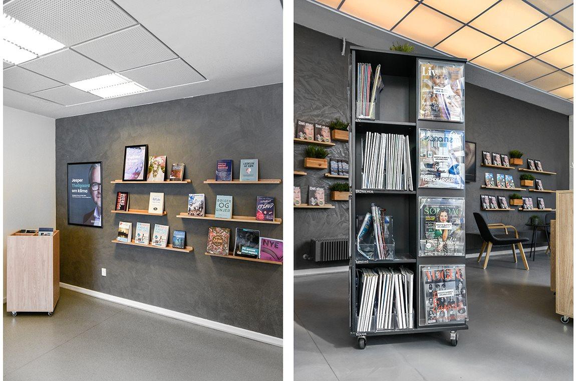Horsens Bibliotek, Danmark - Offentligt bibliotek