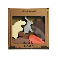 E2484 - Nordische Tiere