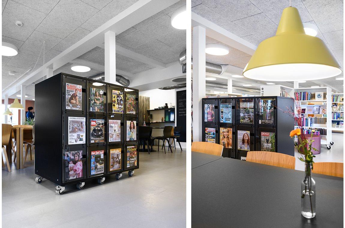 Openbare Bibliotheek Them Denemarken - Openbare bibliotheek