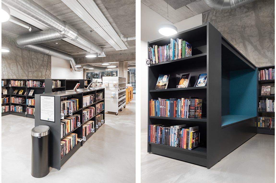 Vejen bibliotek, Danmark - Offentliga bibliotek