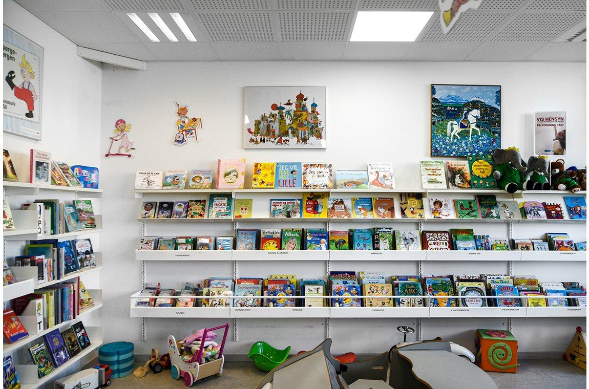 Hadsund bibliotek, Danmark - Offentliga bibliotek