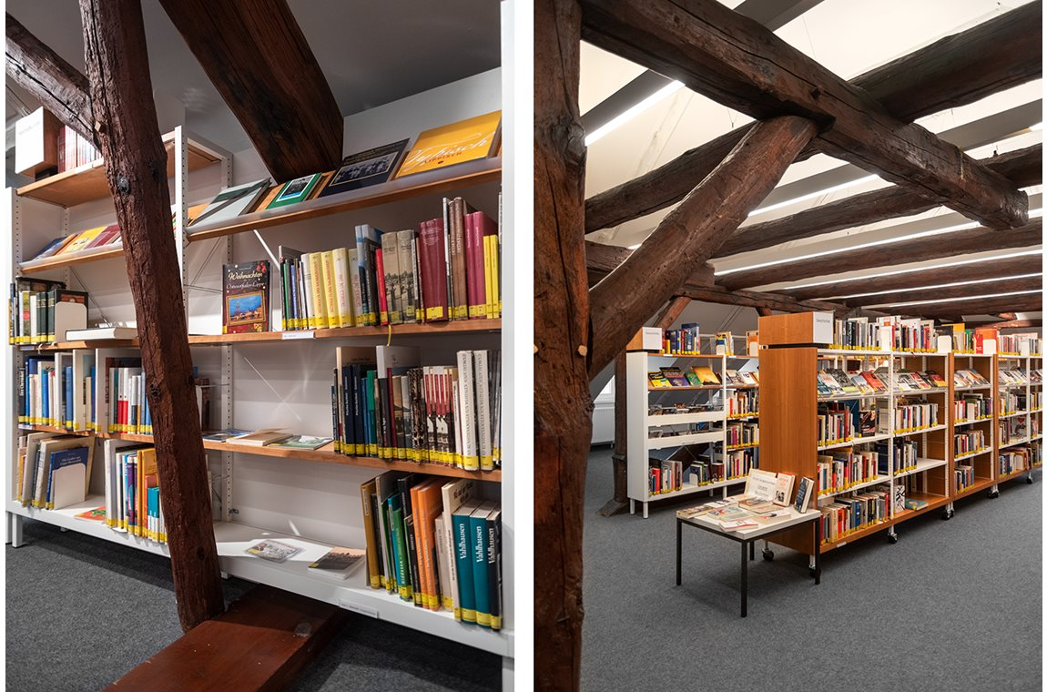 Detmold Public Library, Germany - Public libraries