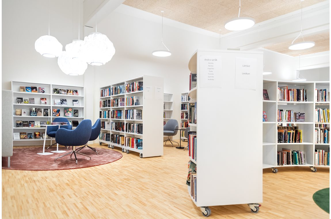 Tingsryd Public Library, Sweden - Public libraries