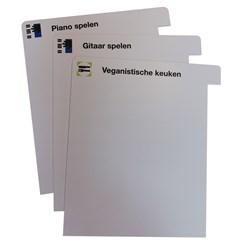 Z 4044 UPGRADE - Rubriekkaarten ZIZO volwassenen (Upgrade set van 3)