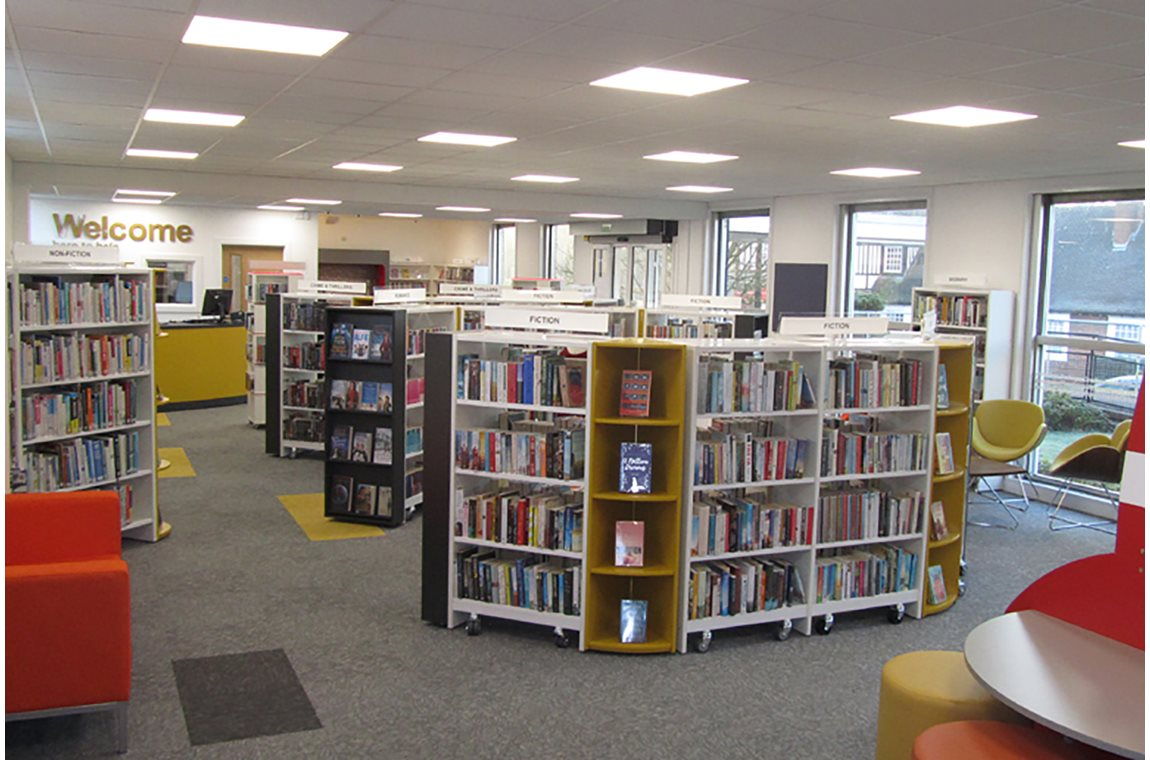 Newport Pagnell Public Library, United Kingdom - Public libraries