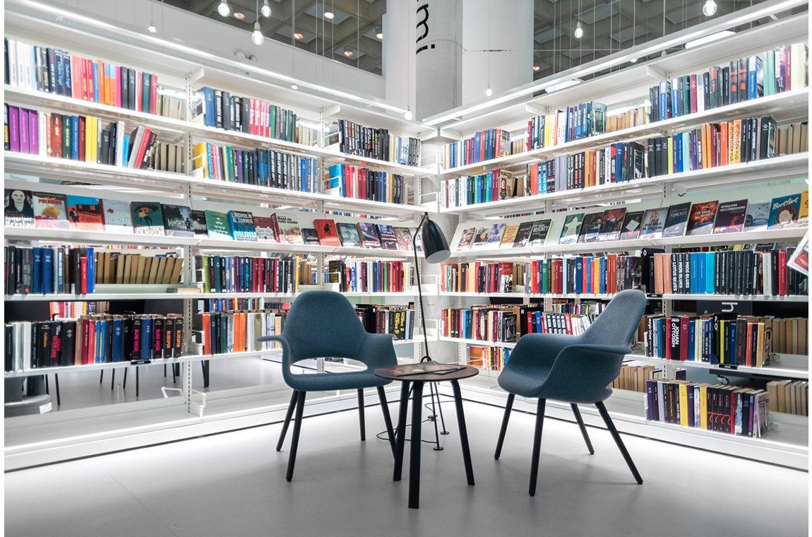 Hørsholm bibliotek, Danmark - Offentliga bibliotek
